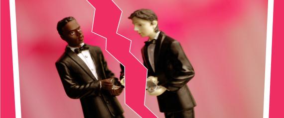 mariages homosexuels plus divorces conflictuels