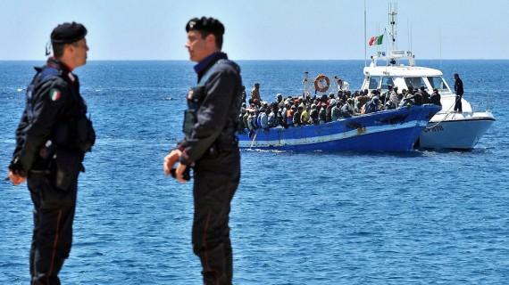 terroristes Frontex traversées frontières illégales million UE 2015