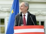 Autriche: le nouveau Président Van der Bellen hait son pays