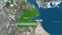La Chine construit sa première base militaire étrangère à Djibouti