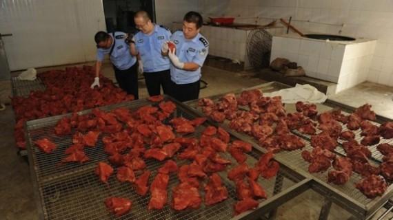 Chine marché halal
