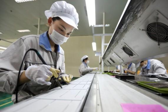 Commission européenne statut économie marché Chine