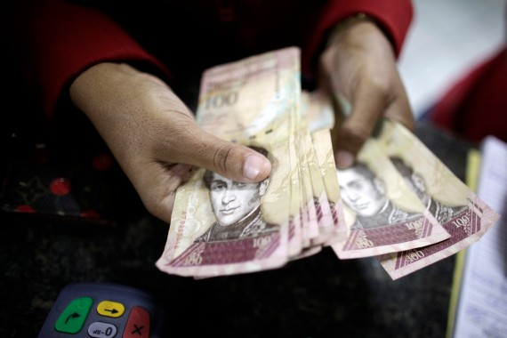 Hyper inflation Venezuela