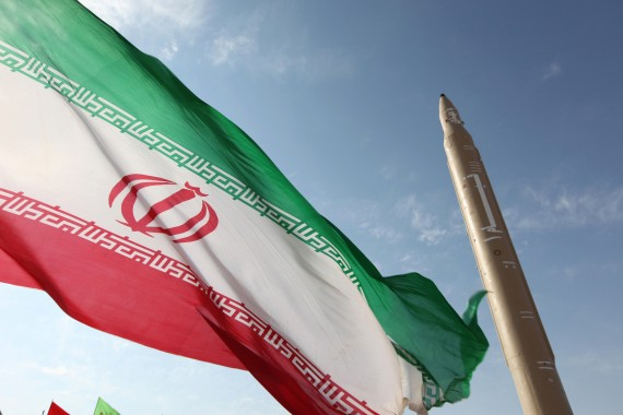 Iran test missile capable atteindre Israël