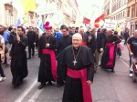 Rome: la Marche pour la vie froidement saluée par le pape