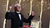 Palme d'Or: Ken Loach «dénonce» le système avec l'argent du système, pour réclamer davantage de socialisme