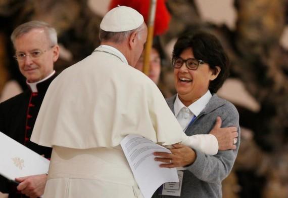 Pape diaconat ordonné femmes Diaconesses