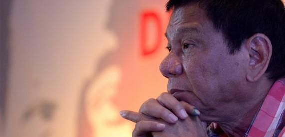 Philippines Rodrigo Duterte ennemi Eglise catholique plébiscite