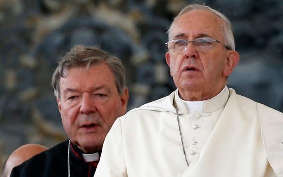 Réforme Curie cardinal Pell confirmé pape François Secrétariat économie