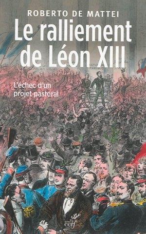 Ralliement pape Léon XIII