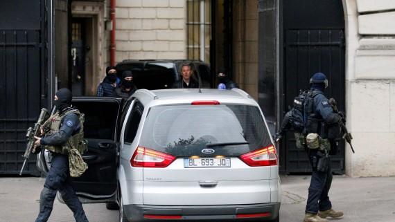 Salah Abdeslam refuse parler juge français