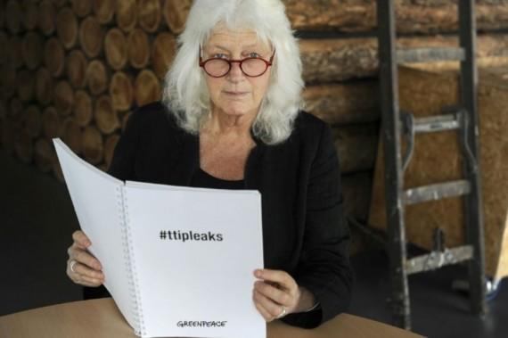 TTIP Fuite Greenpeace Mondialisme Traité transatlantique