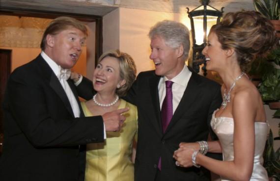Trump Clinton Dilemme Républicain Etats Unis