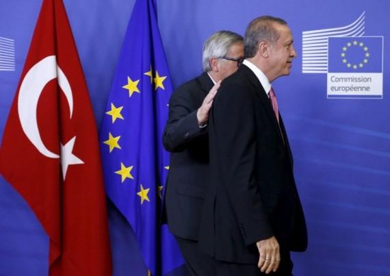 Union européenne dispense visas Turquie