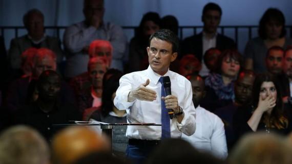 Valls Projet gauche 2017