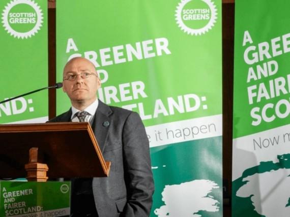 leader parti vert écossais transgenre