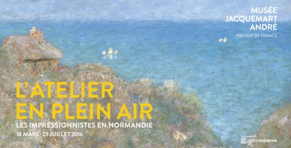 Atelier plein air impressionnistes Normandie Exposition