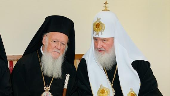Concile panorthodoxe Eglise russe