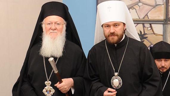 Concile panorthodoxe Eglise orthodoxe serbe