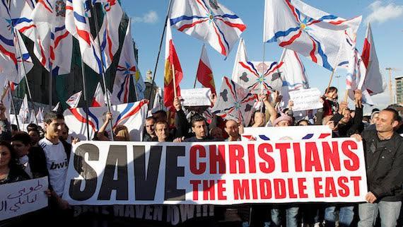 Etats Unis Réfugiés chrétiens syriens HCR