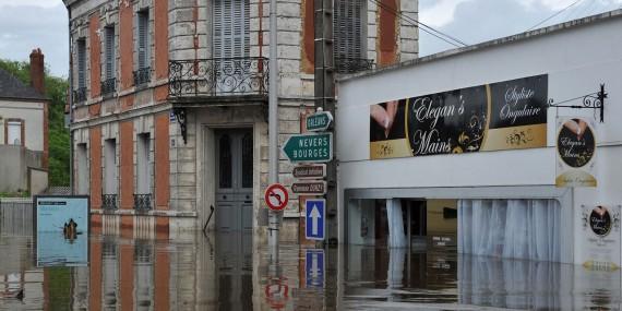 Inondations coût 600 millions euros
