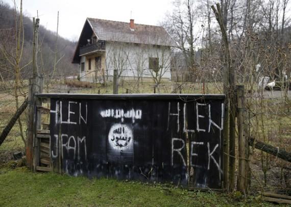 Kosovo recrutement Etat islamique