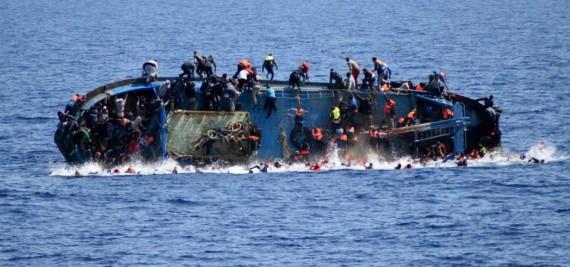 Migrants voie maritime dangereuse