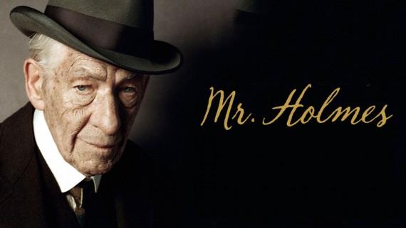 Mister Holmes policier drame historique film