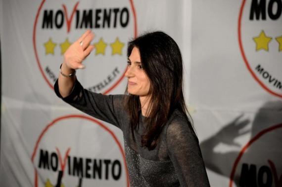 Municipales italiennes Rome mouvement Cinq Etoiles tête