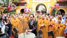 ONU: Ban Ki Moon érige Bouddha en modèle du mondialisme