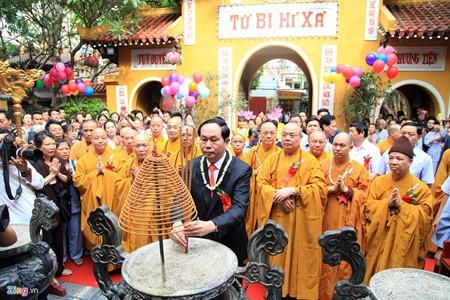 ONU Ban ki moon Bouddha Modèle Mondialisme