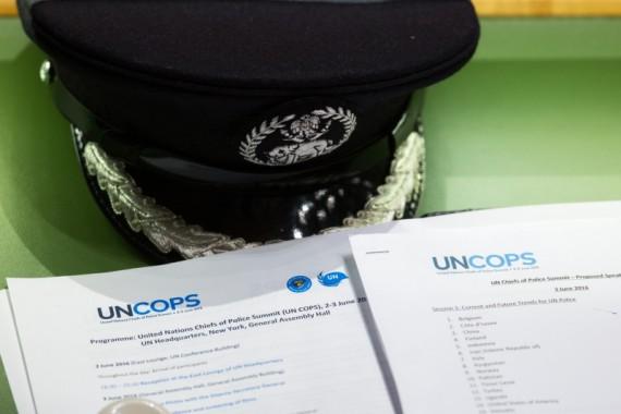 ONU Police Mondiale Renforcer