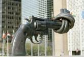 Le projet de l'ONU de désarmement des peuples à l'étude à New York