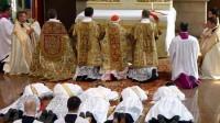 4,5 fois plus d'ordinations sacerdotales aux États-Unis qu'en France