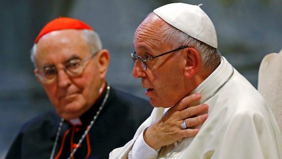 Pape François majorité Mariage catholique nuls Grande