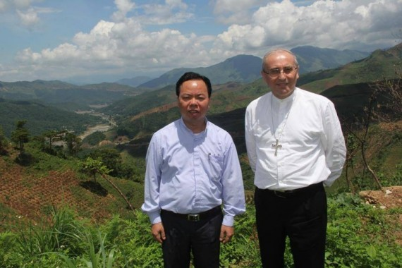 Persécution religieuse Vietnammesse interrompue