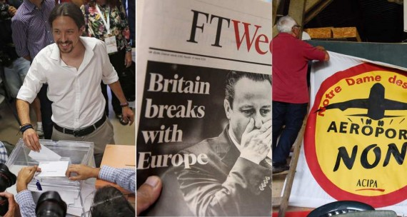 Referendum Brexit Pétition Notre Dame Landes Fin Démocratie