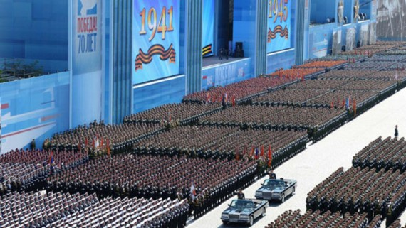 Russie culte Seconde Guerre mondiale soutien Poutine