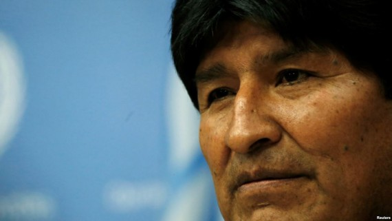 Solstice néo paganisme Stonehenge Evo Morales