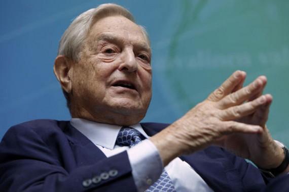 Soros spéculation explosion europe Etats Unis