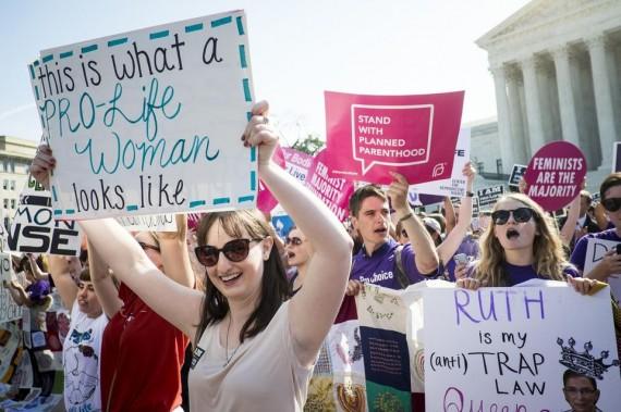 Texas cour suprême avortement
