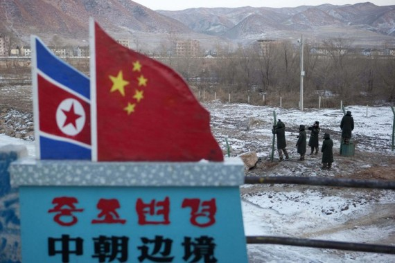amitié Chine Corée Nord paix