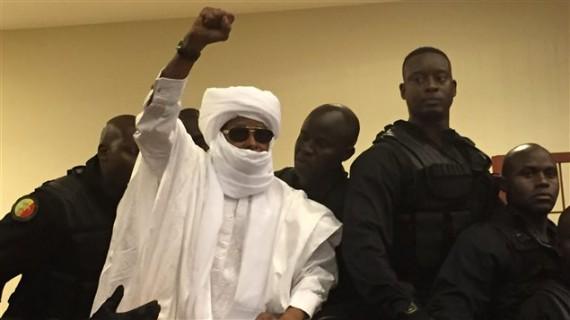 ancien président Tchad Hissène Habré condamné crimes contre humanité