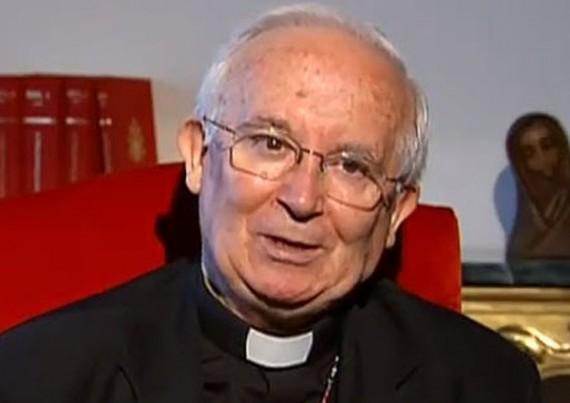 cardinal Cañizares LGBT migrants