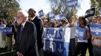 Californie: pour les Démocrates, les climato-sceptiques et les compagnies pétrolières ne sont pas protégés par le Premier amendement