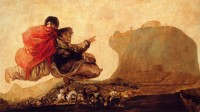 Asmodée (Goya).