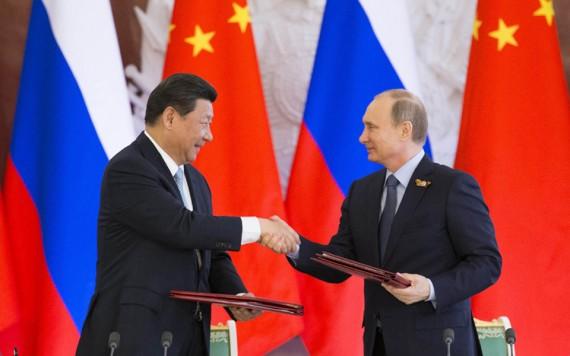 espace économique eurasien Chine Russie Poutine