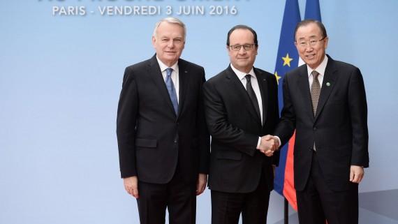 paix Proche Orient Flop Conférence Paris