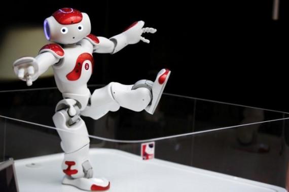 robots personnes électroniques motion Parlement européen