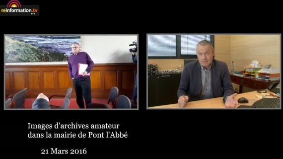 taxe locale publicité extérieure TPLE Pont Abbé